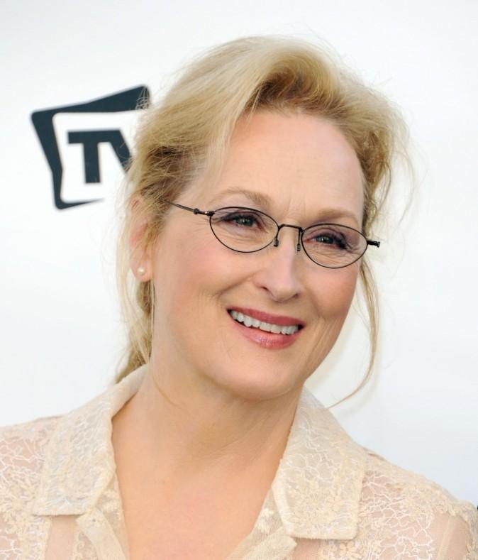 Il s'agit de Meryl Streep !