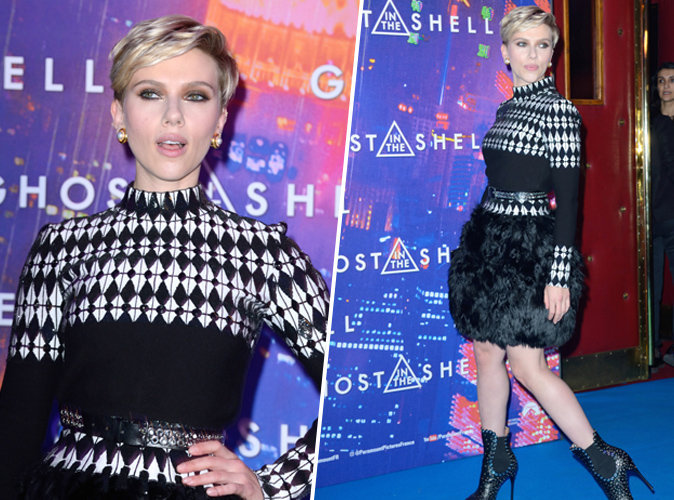 Scarlett Johansson à Paris : le divorce, et alors ?