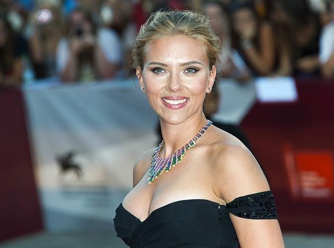 Scarlett Johansson à Venise le 3 septembre 2013