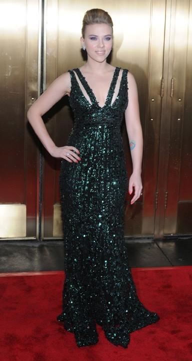 Scarlett sera-t-elle à la hauteur du caractère bien trempé de Sean Penn ?