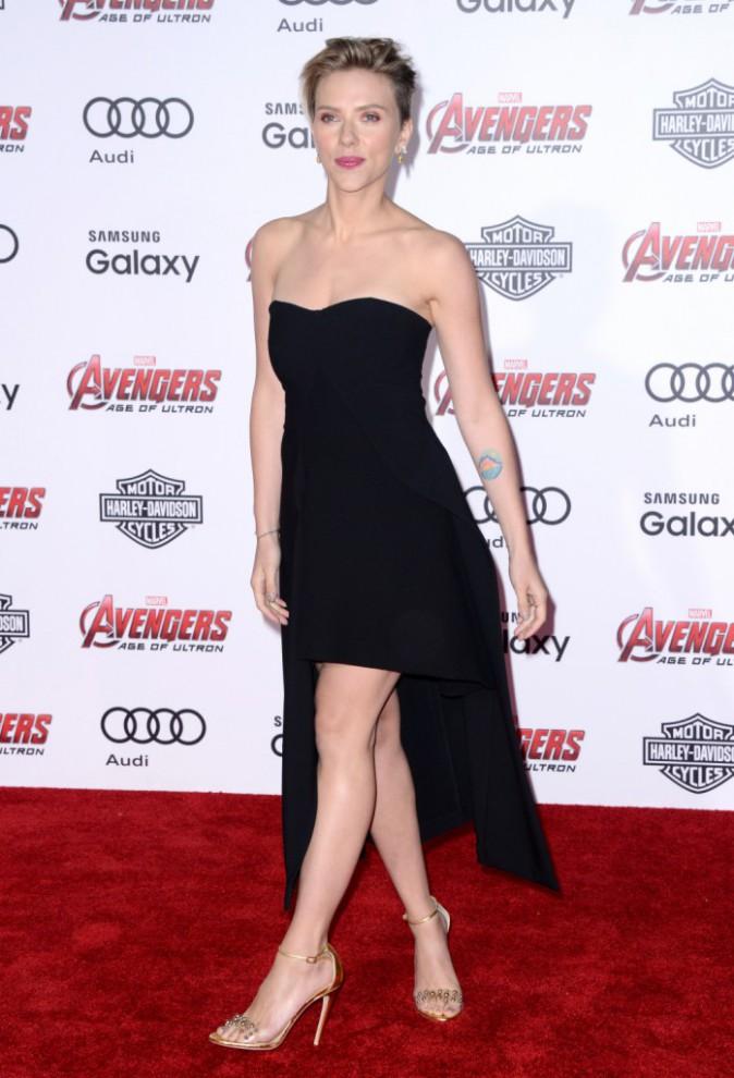 Scarlett Johansson le 13 avril 2015