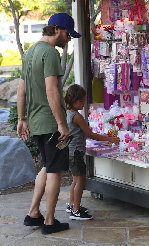 Photos : Scott Disick et Mason : retrouvailles complices entre père et fils !