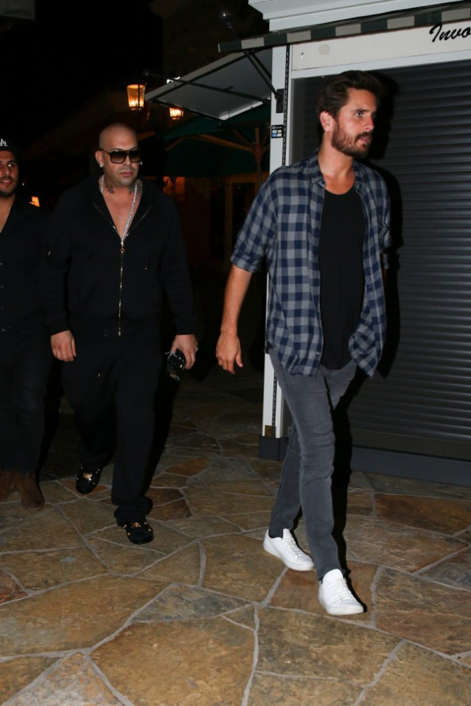 Photos : Scott Disick fêtera ses 31 ans sans Kourtney... Mais avec Khloe !