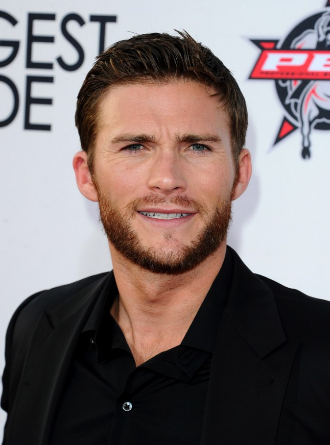 Scott Eastwood le 6 avril 2015