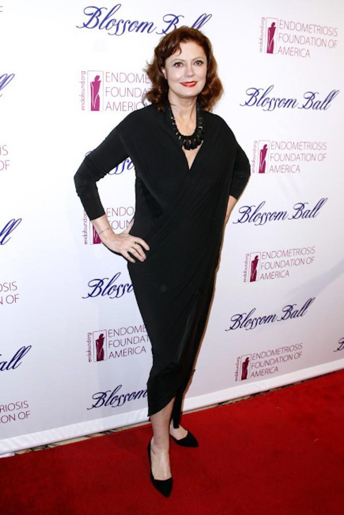 Susan Sarandon a été avec Sean Penn et est restée une amie proche !