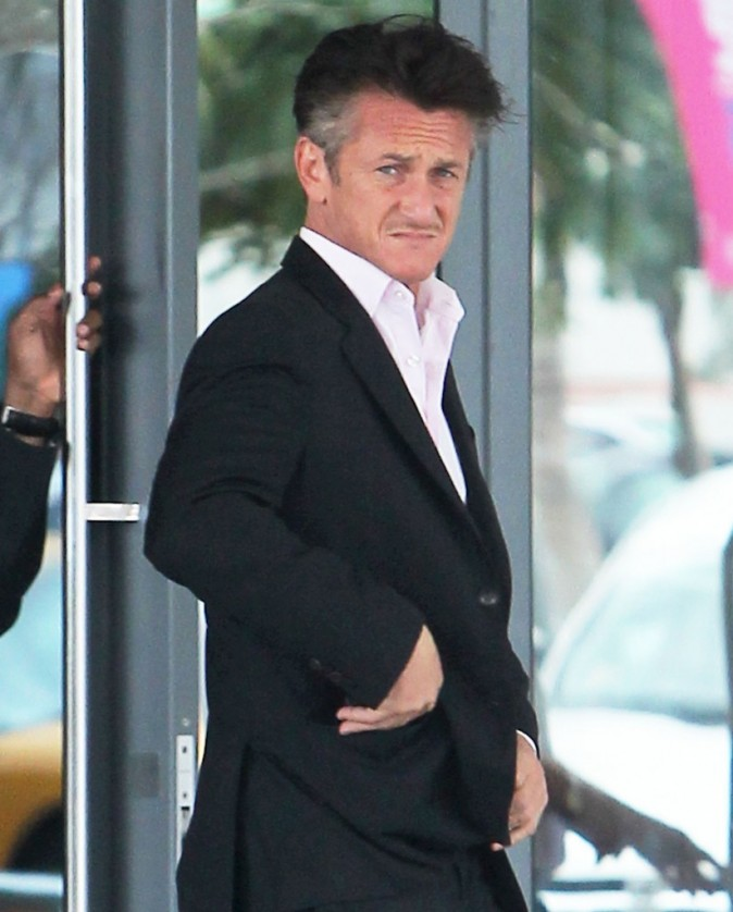 Bad Boys With Sean Penn: Photos : Sean Penn : Le Bad Boy Fait-il Encore Rêver