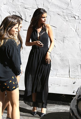 Selena Gomez à Los Angeles le 22 août 2014