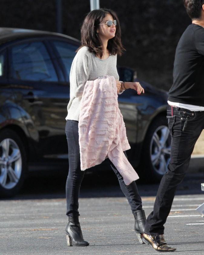 Photos : Selena Gomez : comblée par Zedd, son sourire ne la quitte plus !