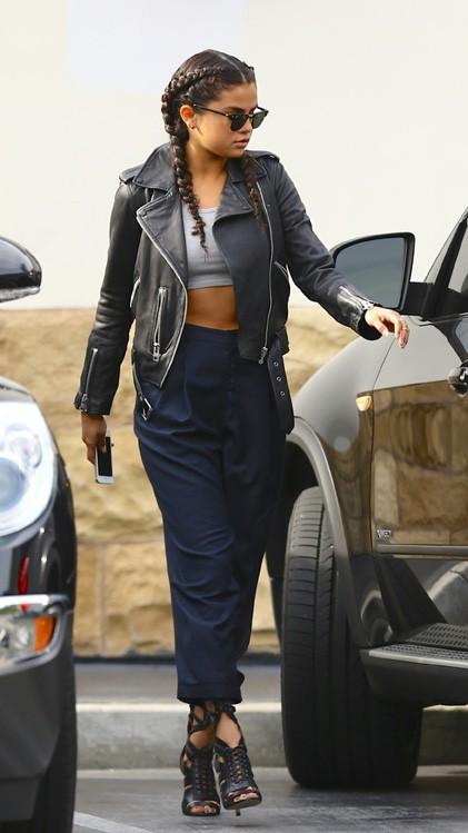 Selena Gomez à Los Angeles le 2 août 2014