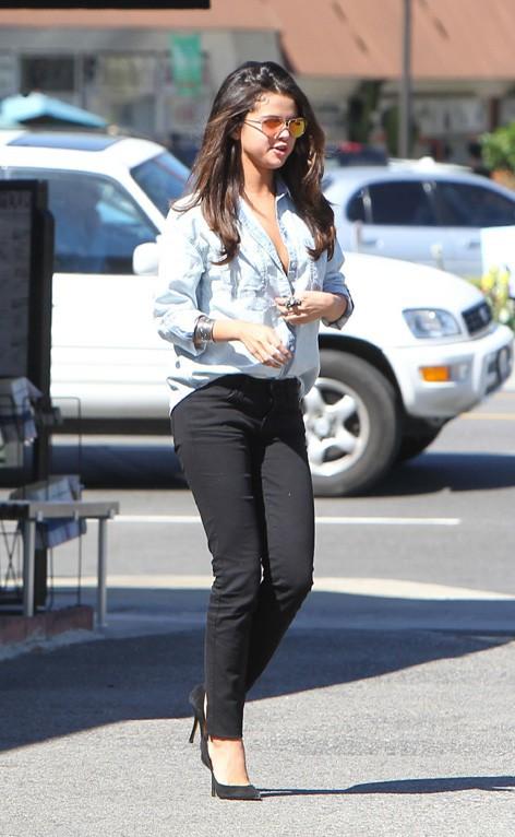 Selena Gomez à Los Angeles le 14 mars 2014
