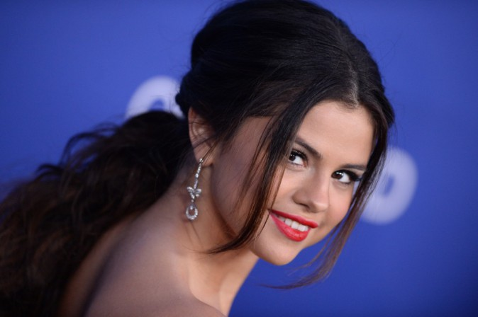Selena Gomez : divine apparition pour �tre honor�e � L.A. !