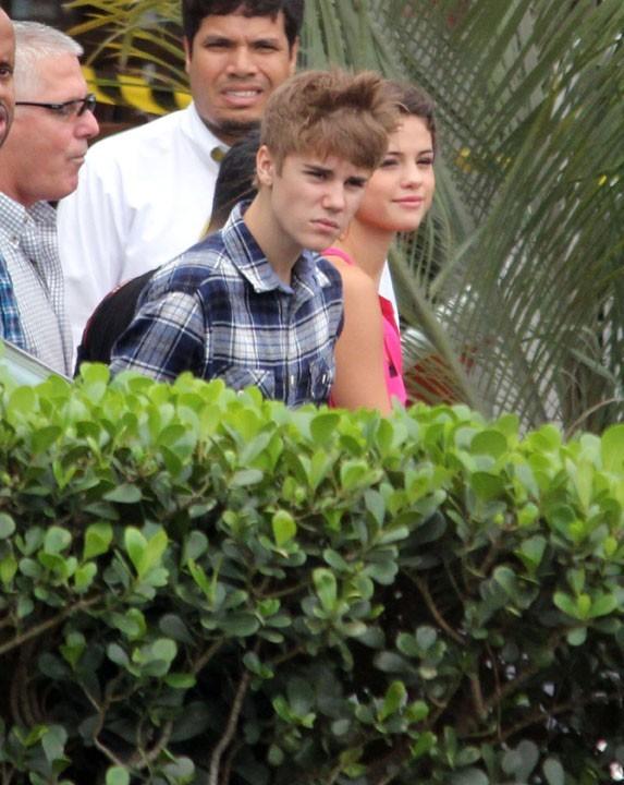 Selena et Justin réunis !
