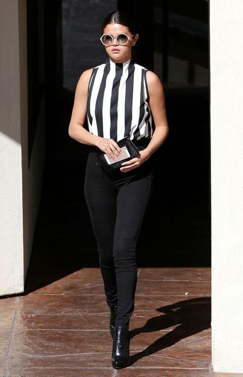 Selena Gomez à Woodland Hills le 5 août 2014
