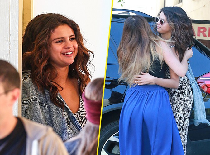 Selena Gomez à Los Angeles le 6 avril 2014