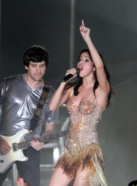 Tous avec Selena !