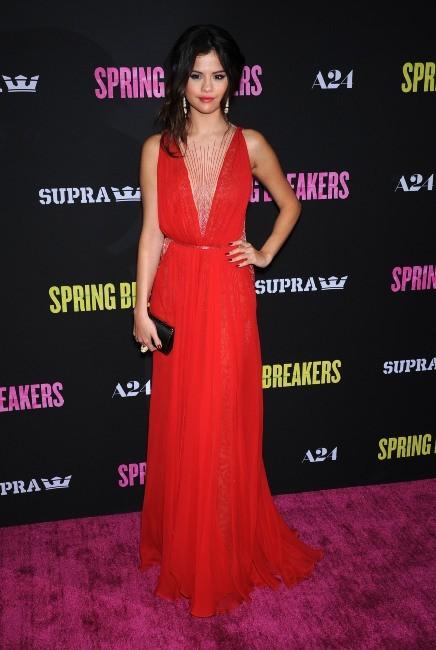Selena Gomez le 14 mars 2013 à Los Angeles