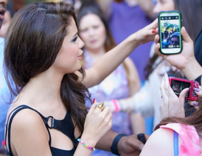Selena Gomez à New-York le 29 juin 2013