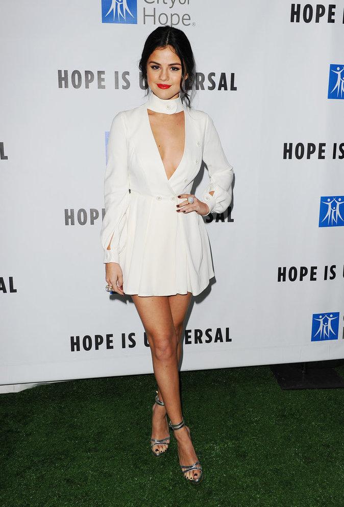 Selena Gomez le 5 novembre 2015