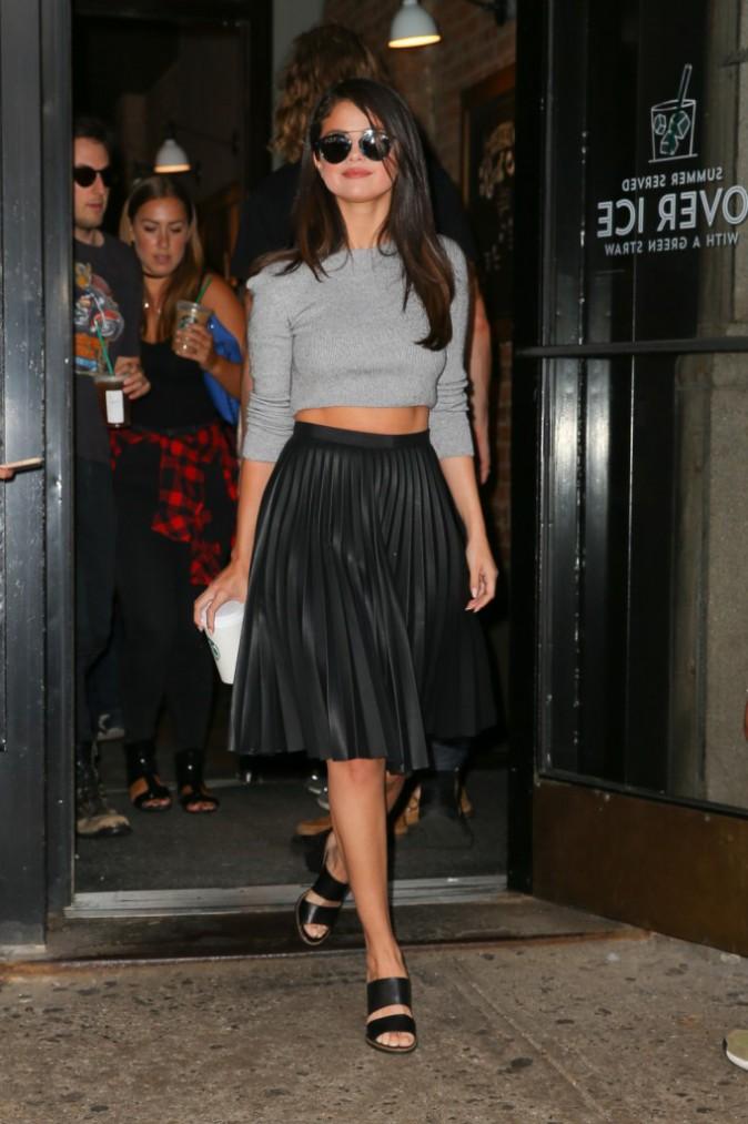 Selena Gomez le 19 août 2015