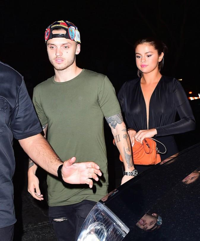 Selena Gomez : In love d'un rockeur ?
