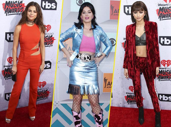 Selena Gomez, Katy Perry, Zendaya