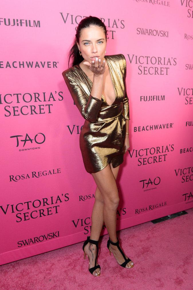 After Party Victoria's Secret le 10 novembre 2015