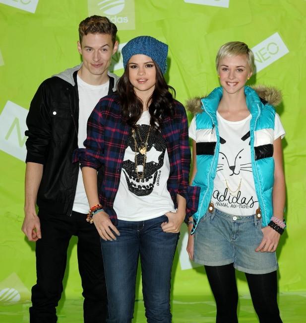 Selena Gomez le 20 novembre 2012 à Los Angeles