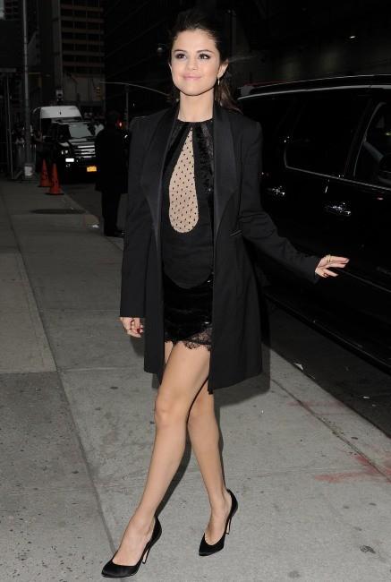 Selena Gomez le 18 mars 2013 à New York