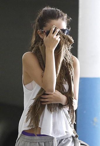 Selena Gomez à Los Angeles le 1er juillet 2013