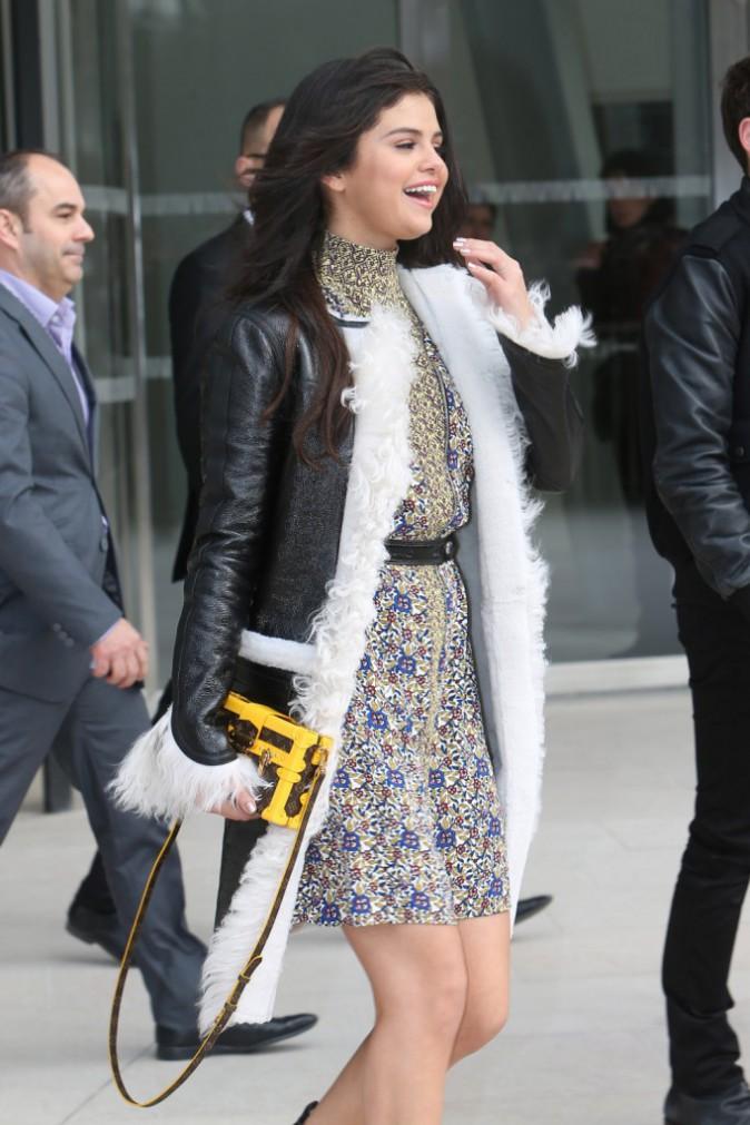Selena Gomez le 11 mars 2015