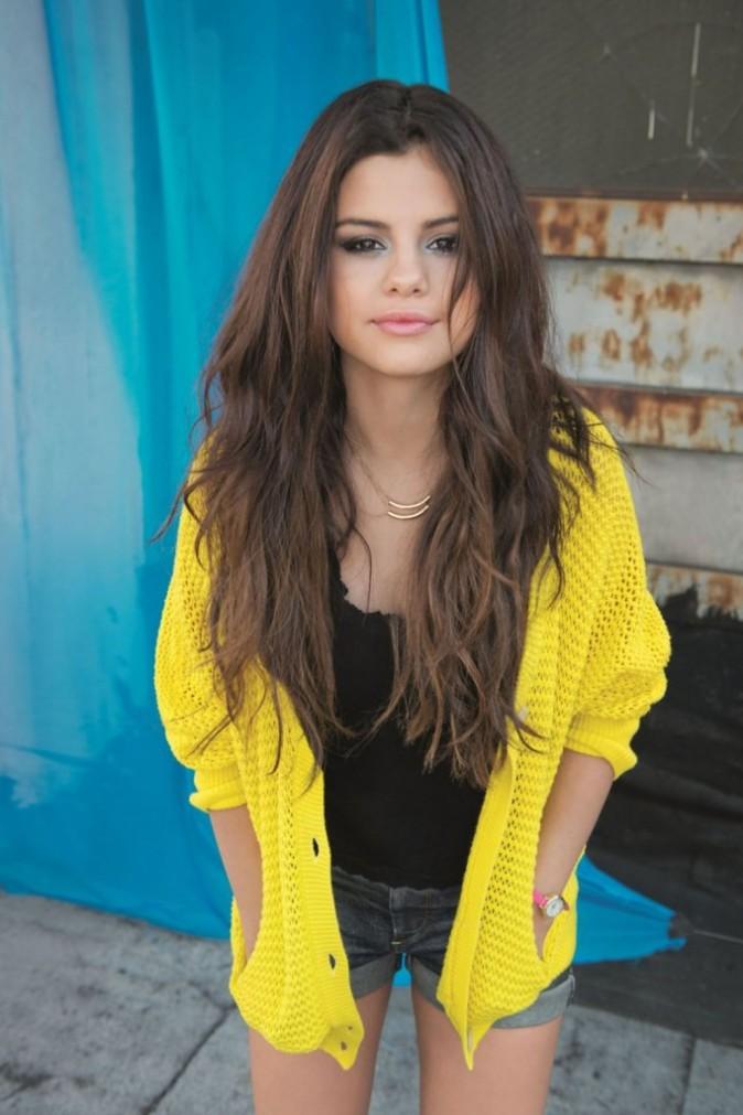 Selena Gomez, sexy pour Adidas Neo