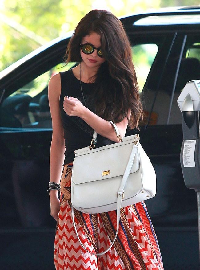 Selena Gomez à Hollywood le 18 juin 2013