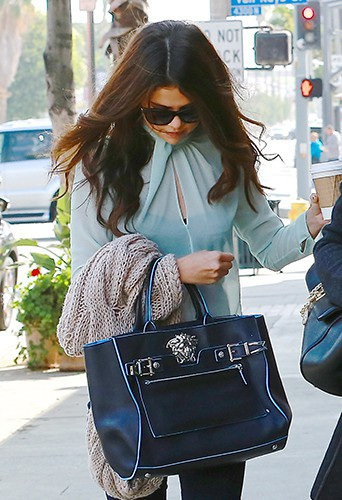 Selena Gomez à Los Angeles le 3 octobre 2013
