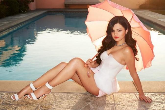 Selena Gomez shootée par Terry Richardson