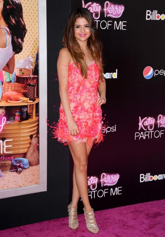 Selena Gomez le 26 juin 2012 à Los Angeles