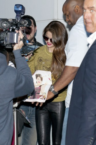 Selena Gomez le 27 mai 2013 à Paris