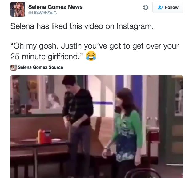 Photos : Selena Gomez VS Justin Bieber : la guerre est déclarée !