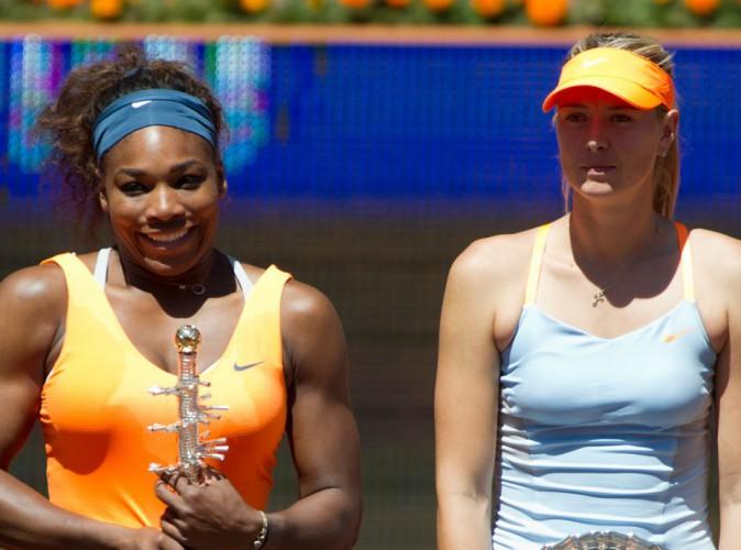 Serena Williams VS Maria Sharapova : quand le feu rencontre la glace !