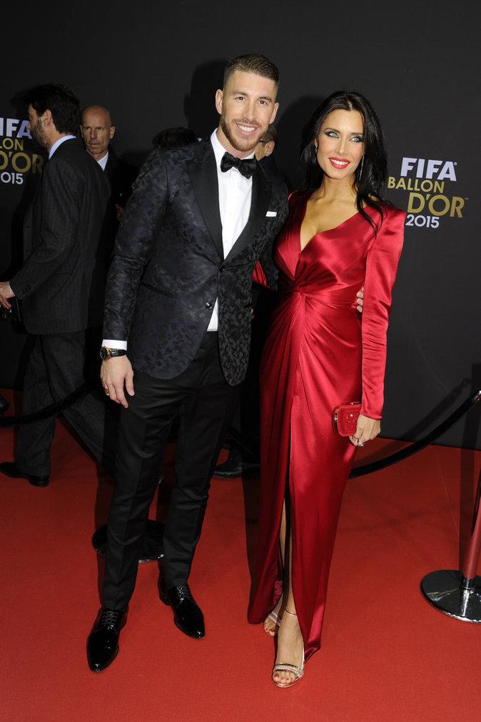 Photos : Sergio Ramos : sa compagne fait le buzz !