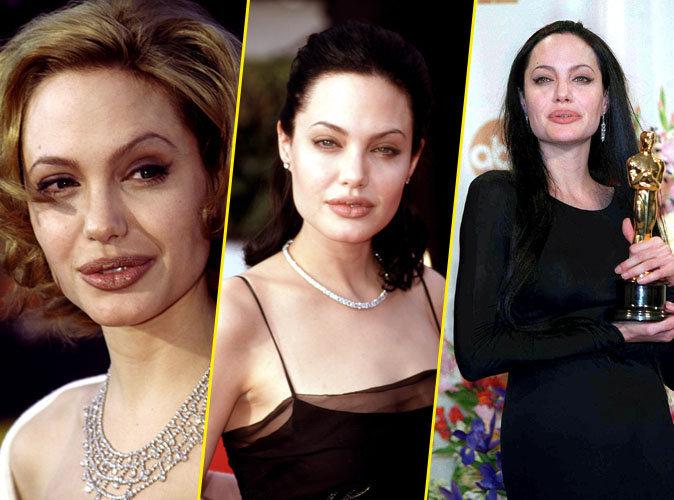 Photos : Sexe, drogues, mutilations... comment Angelina Jolie s'est rachetée une conduite grâce à Brad Pitt