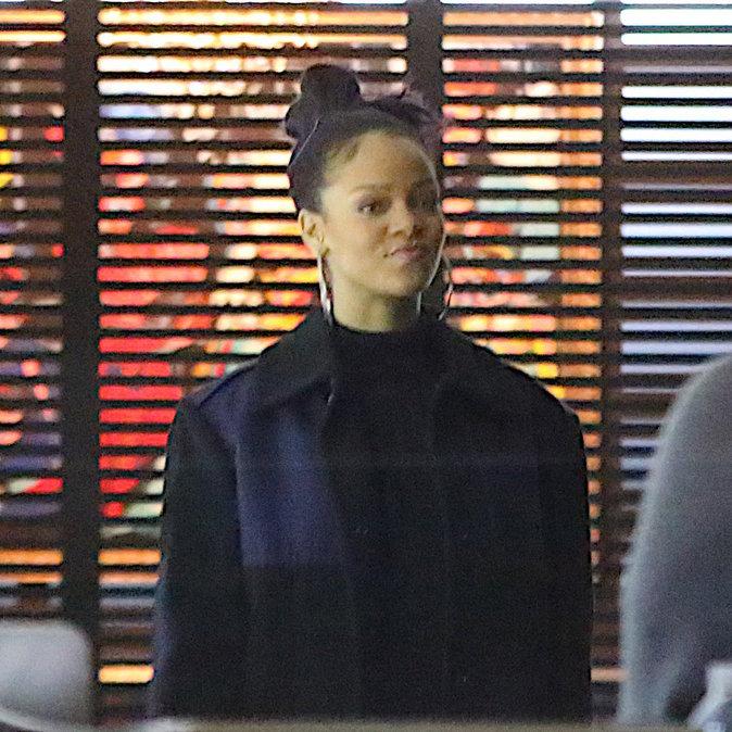 Rihanna le 24 novembre 2015