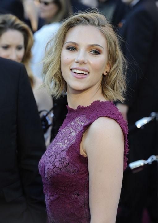 Scarlett Johansson veut s'engager en Haïti
