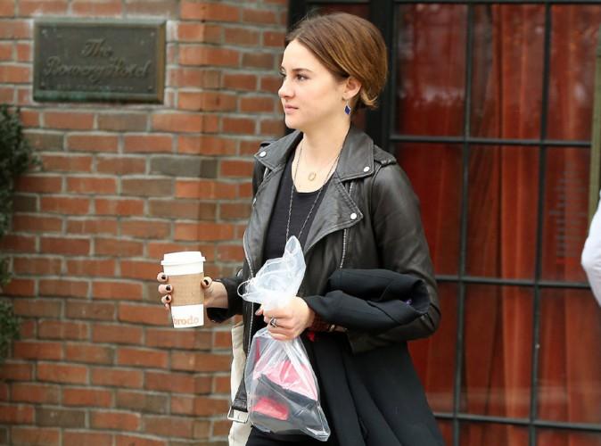 Shailene Woodley : la star de Divergente préfère les boots aux Louboutin !