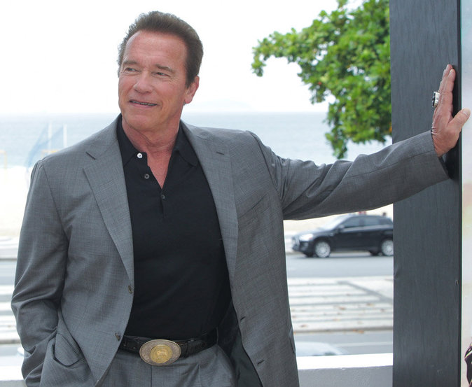 Arnold Schwarzenegger – QI de 135