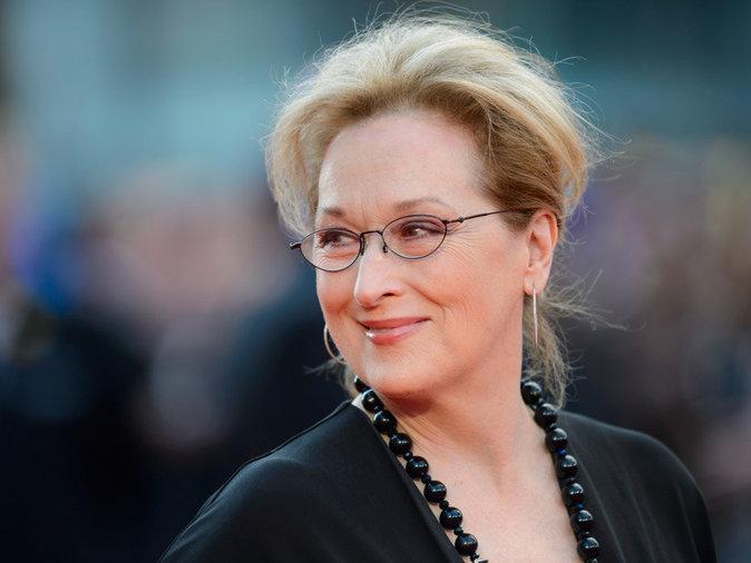 Meryl Streep – QI de 143