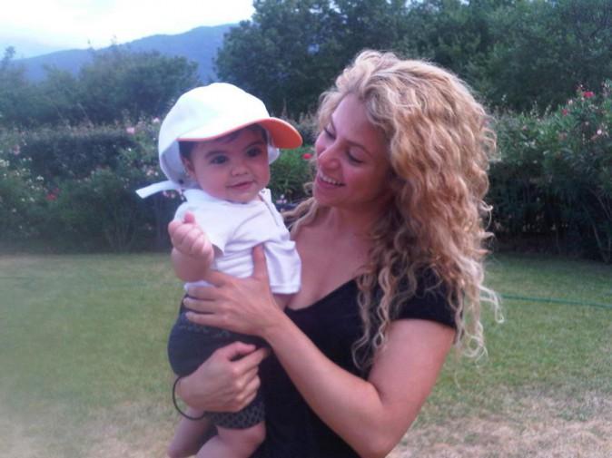Milan et Shakira adorent la campagne française !