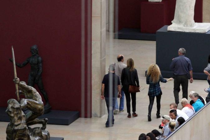 Shakira : enceinte et épanouie, elle profite d'être à Paris pour enrichir sa culture !