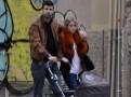 Photos : Shakira et Gerard Piqué : balade en amoureux dans les rues de Barcelone avec leur baby boy !