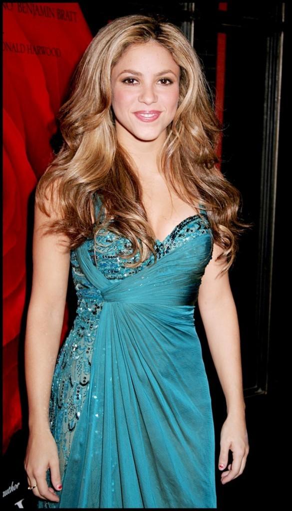 Shakira à Las Vegas