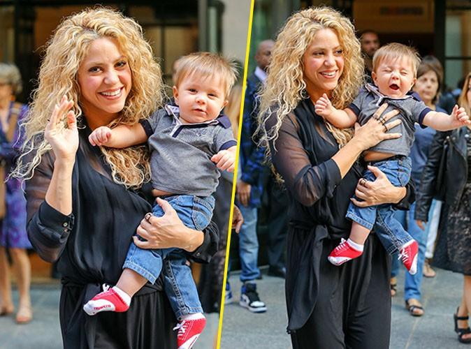 Shakira : son adorable bout de chou Sasha lui vole la vedette !